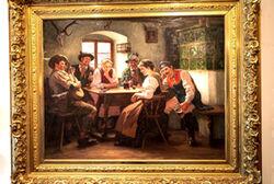 246a9999 Barockmuseum Waging Einrichtung C Axel Effner