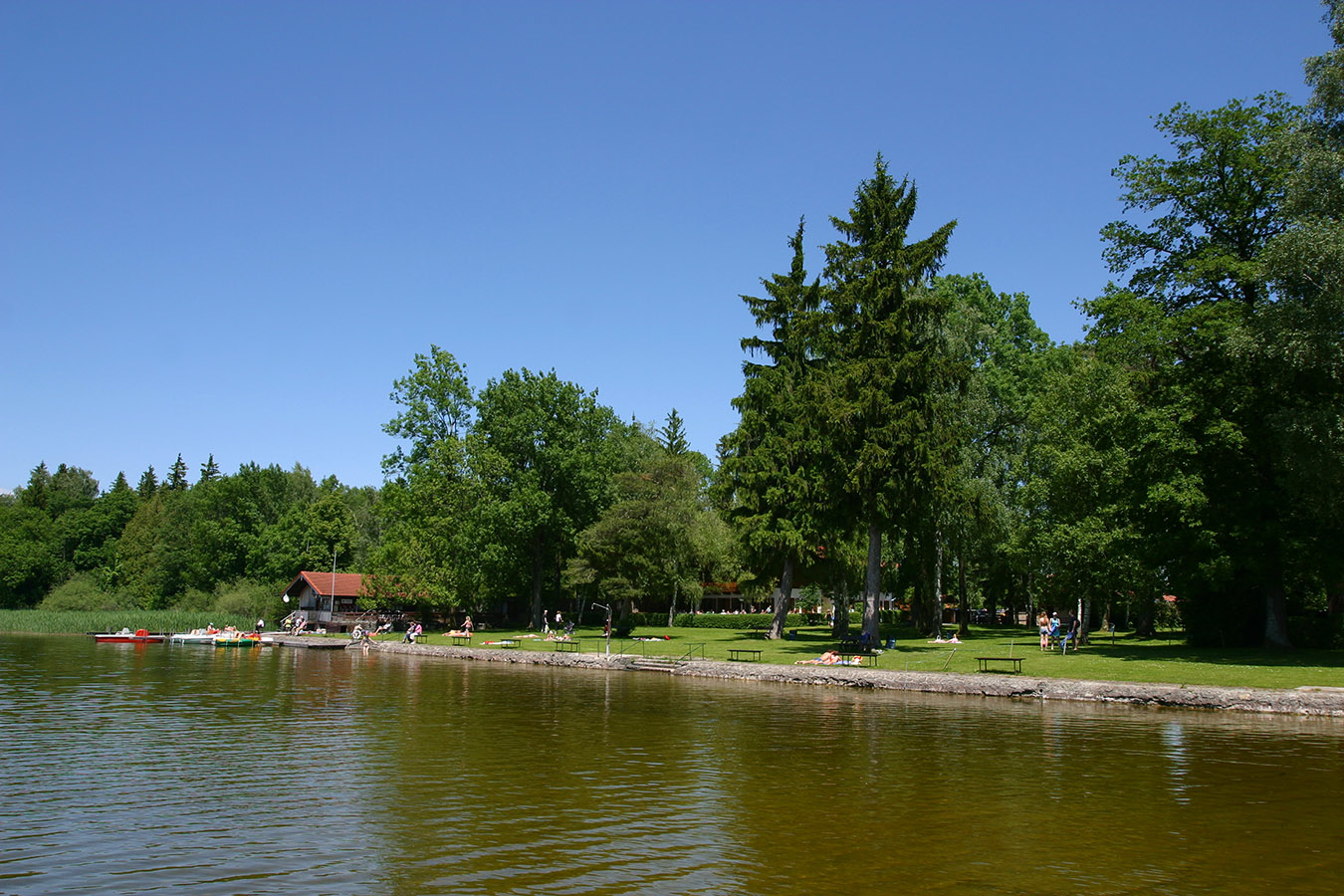 Camping Wagner am Waginger See