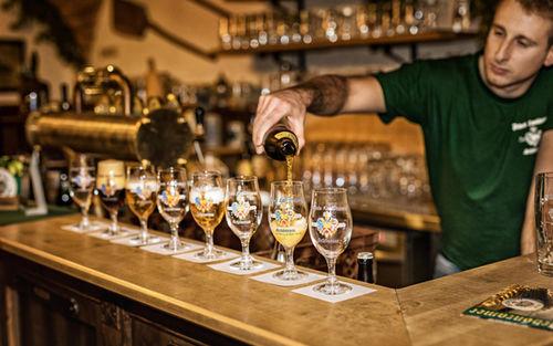 Abenteuer Bierverkostung Scho Nram 5464
