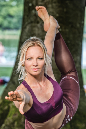 Yoga am Waginger See | mit Yogalehrerin Tamara Hofmann-Perschl