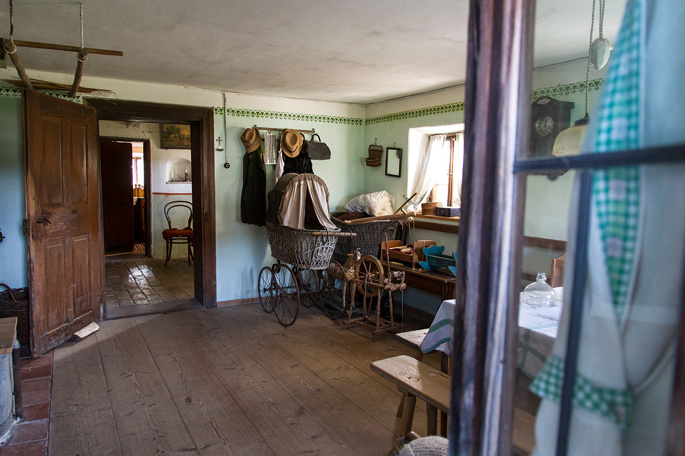 Bauernhofmuseum Kirchanschöring Innen