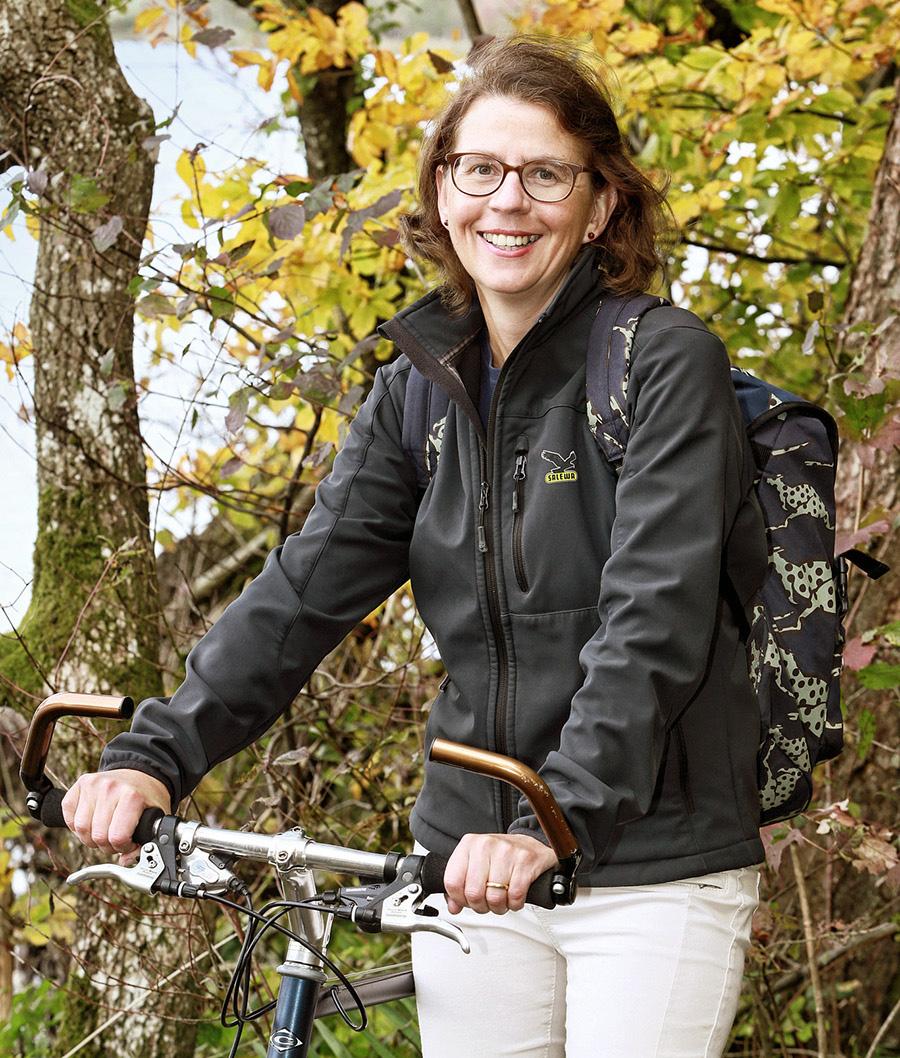 Hofladen-Radtour mit Yvonne Liebl