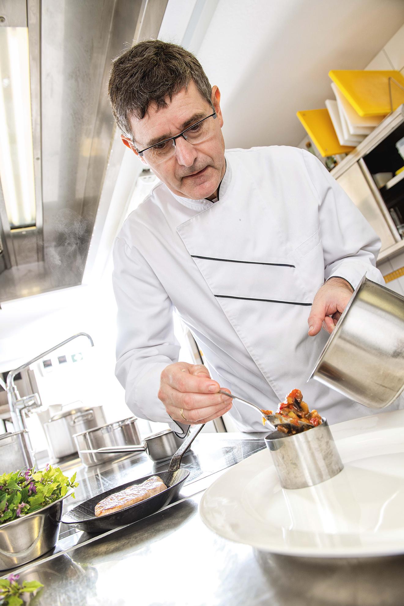 Unterwirt Fridolfing Restaurant | Bayern | Küchenchef Bernd Weinhart