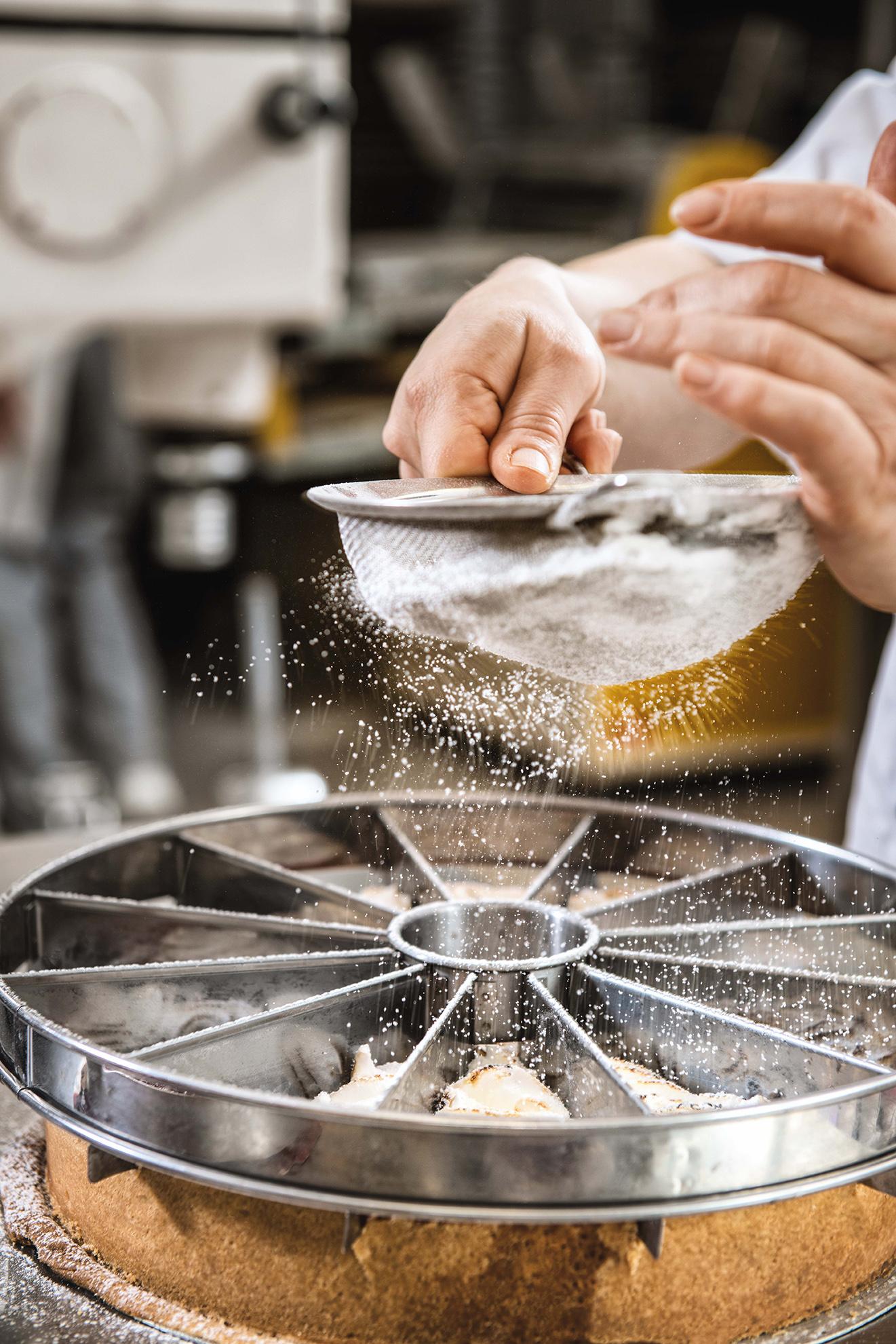 Steinbergers Naschmarkt   Kulinarischer Genuss & süße Vollendung