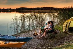 Waginger See Camping Header